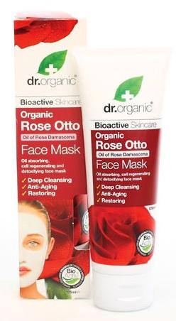 drorganic-roseottofacemask